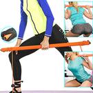 加重拉繩普拉提棒+收納袋.彈力繩拉力繩拉力器.彈力帶拉力帶.平衡瑜珈棒健身棒.負重深蹲槓