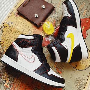 【黑5現貨折後$6580】NIKE Air Jordan 1 Retro High OG Defiant 拆線 拆勾 喬丹 男鞋 運動鞋 籃球鞋 CD6579-071