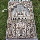 阿拉伯風格地毯穆斯林薄款禮拜毯回民便攜禮...