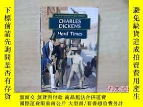 二手書博民逛書店[英文原版]罕見Hard Times (Wordsworth C