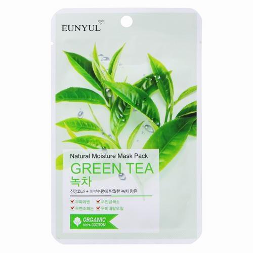 EUNYUL綠茶調理面膜22ml【愛買】