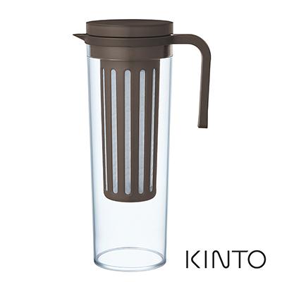 KINTO PLUG 咖啡冷泡壺-棕