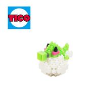 【Tico微型積木】河豚 (9707)