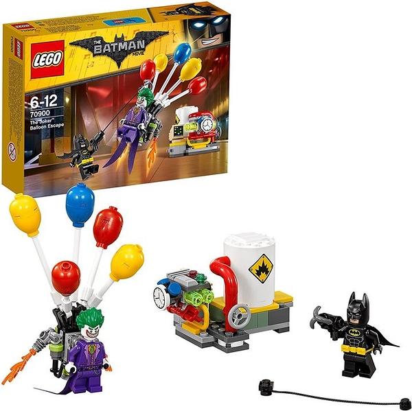 LEGO 樂高 蝙蝠俠電影 Joker 在氣球中逃亡 70900
