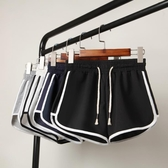 VK精品服飾 爆款運動高腰韓國風休閒真理褲寬鬆單品短褲