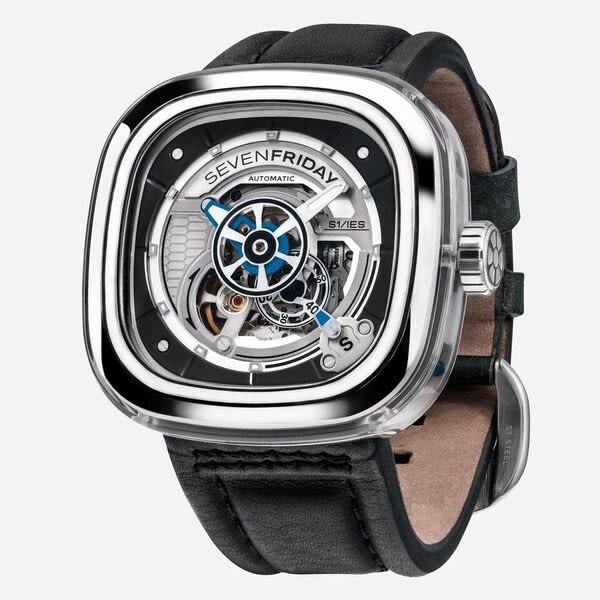 SEVENFRIDAY 2017最新錶款自動上鍊機械錶47mm/S1
