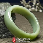 和田碧玉鐲(閃玉,俄羅斯碧玉,圓鐲19.5)RA013嚴選和闐玉,手工精雕,訂製珠寶。附玉石雙證書