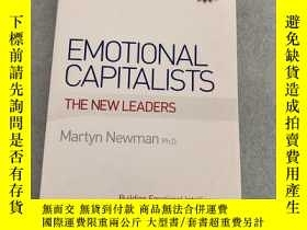 二手書博民逛書店EMOTIONAL罕見CAPITALISTS THE NEW LEADERSY280091 MARTYN NE