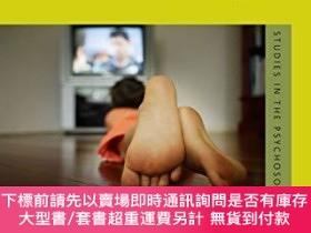 二手書博民逛書店Psychosocial罕見Explorations Of Film And Television Viewing