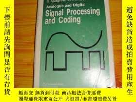 二手書博民逛書店Analogue罕見And Digital Signal Pro