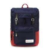 《高仕皮包》【免運費】BESIDE-U 都會商務防盜後背包.深灰藍 BHC013F16375D