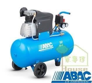 [ 家事達 臺灣ABAC 雙汽缸空壓機 空氣壓縮機3.5HP--50L 特價