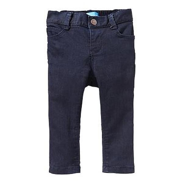 女童居家長褲 休閒外出褲子 藍黑 | Old Navy童裝 (兒童/小孩/小朋友/幼童/小童/孩童/寶寶)