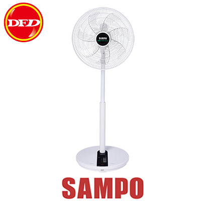SAMPO 聲寶 SK-FX16DR DC節能扇 無線遙控 七段風量 微電腦自然風 公司貨 SKFX16DR