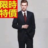 成套西裝 包含西裝外套+褲子 男西服-制服上班族別緻熱賣嚴選新款2色54o22【巴黎精品】