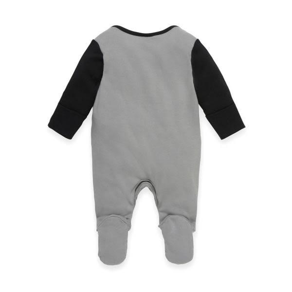 mothercare 男嬰帶腳套蝙蝠俠兔裝-灰色(M0L4001)