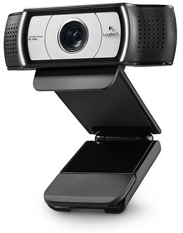 【24H出貨】Logitech 羅技 Webcam C930e/C930c 1080p HD 視訊 攝影機, 支援OS X