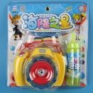 泡泡相機 海陽之星自動吹泡泡機(內附電池)/一個入(促220)-CF129137-出清商品-