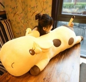 抱枕 可愛長頸鹿公仔毛絨玩具抱枕玩偶睡覺抱枕布娃娃女生生日禮物 韓菲兒