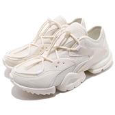 Reebok RUN_R 96 米白 白 老爹鞋 老爺鞋 復古慢跑鞋 男鞋 運動鞋【ACS】 CN4602