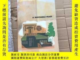 二手書博民逛書店Hemingway-A罕見moveable feast 流動的盛宴Y277487 E Hemingway Vi