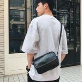 韓版男包青年小包街頭側背包戶外便攜帶斜跨包ipad包簡約小包 伊衫風尚