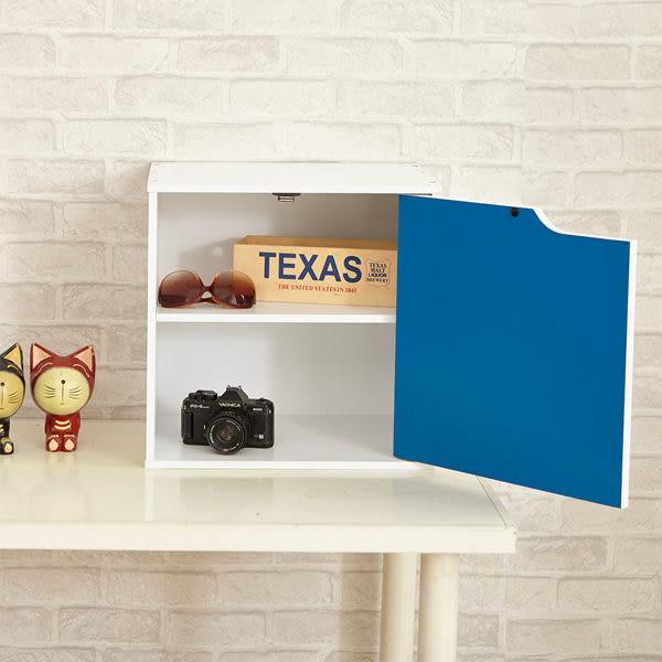 【澄境】現代風單門收納櫃/置物櫃 櫥櫃 櫃子 衣櫃 斗櫃 BCF30