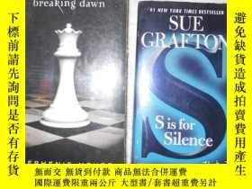 二手書博民逛書店SUE罕見GRAFTON Sis for SilenceY171