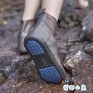 雨鞋防水套女硅膠鞋雨靴子加厚耐磨防滑兒童雨鞋【奇趣小屋】