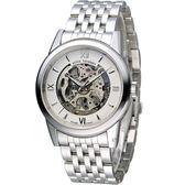 梭曼 Revue Thommen 浮華世紀鏤空機械腕錶 12110.2132