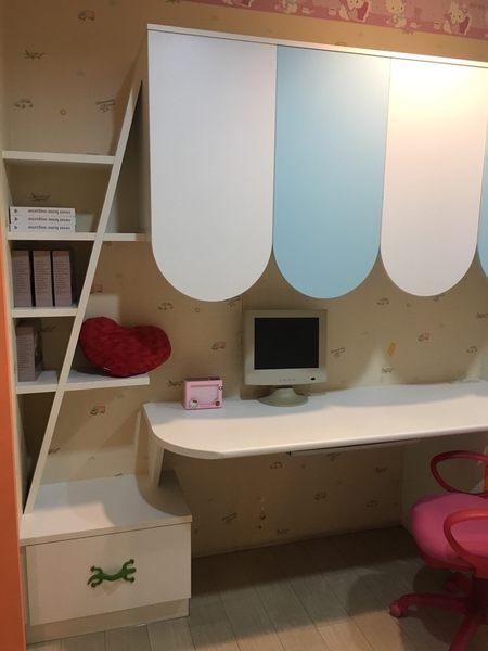 粉彩小孩房-【歐德家具集團全室規劃系列】免費室內設計