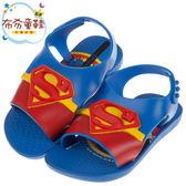 《布布童鞋》Ipanema超人藍色寶寶涼鞋香香鞋(12.5~15公分) [ U9D729B ]