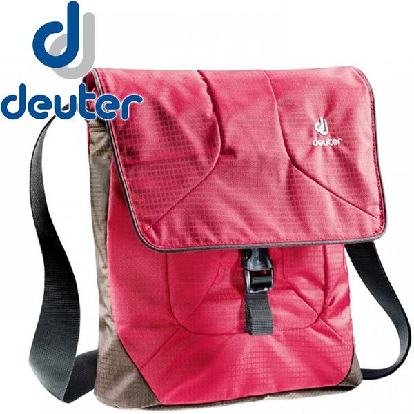 Deuter 85033-莓紅/咖啡 Appear 4L休閒小側背包