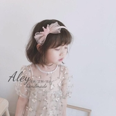 頭飾ALEY韓國公主兒童發飾小女孩粉色皇冠頭箍發卡寶寶頭飾發箍 衣間迷你屋