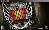 PS3 Guitar Hero: Warriors of Rock Super Bundle 吉他英雄:搖滾巨星(美版代購)