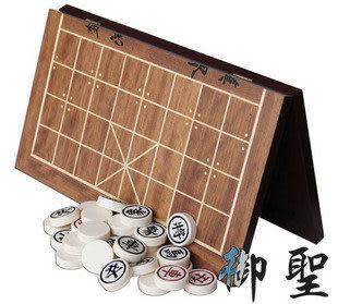 木線折合3分3.5分中國象棋/折盒象棋