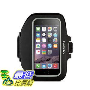[現貨剩一個] 運動臂套 Belkin Sport-Fit Plus Armband(黑色) 臂帶 for iPhone 6 / 6s F8W501 _z1dd