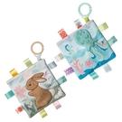 MARY MEYER 標籤動物安撫沙沙紙-幾何章魚/小麥兔|安撫巾