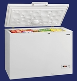 《全館刷卡分期+免運費》Haier 海爾 3尺5 臥式密閉冷凍櫃 319L『 HCF-368H / HCF368H 』