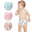 寶寶學習褲 紗布純棉兒童隔尿褲尿布褲