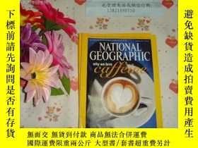 二手書博民逛書店英文原版《國家地理january罕見2005》文泉英語類16開4