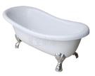 【麗室衛浴】國產 古典貴妃缸   170*78*72(62)CM  超值優惠回饋  含安裝~