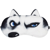 搞怪睡覺眼罩睡眠冰袋遮光緩解透氣女男士卡通夏季眼疲勞可愛學生 母親節禮物