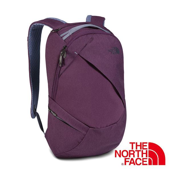 The North Face W ELECTRA 女 風格電腦背包12L『紫/灰』 後背包 筆電包 登山包 2RDA