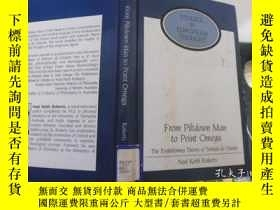 二手書博民逛書店from罕見piltdown man to point omeg