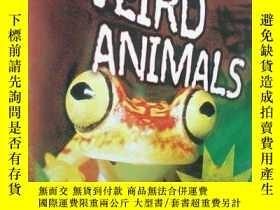 二手書博民逛書店My罕見Top 20 Weird Animals(大版本原版外文