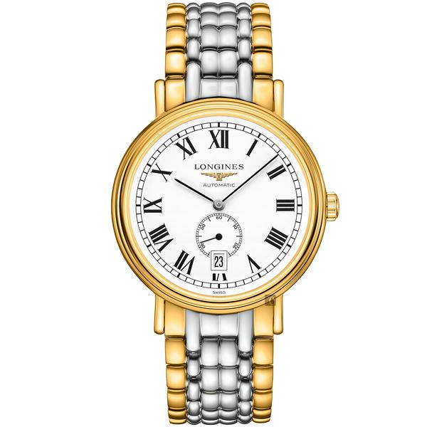 LONGINES浪琴 Presence 小秒針機械錶-40mm L49052117