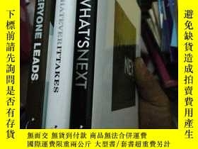 二手書博民逛書店everyone罕見leads、whatever it take