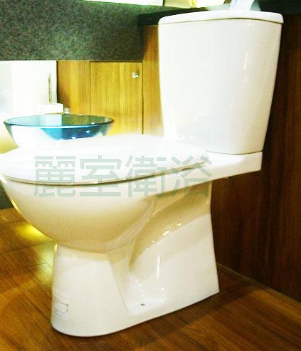 【麗室衛浴】德國 KERAMAG Reflex系列  馬桶(含緩降蓋) 200712+571140