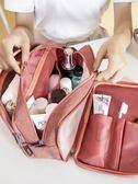 盥洗包 旅行防水洗漱包多功能男女便攜手拎化妝包商務健身大容量出差收納 探索